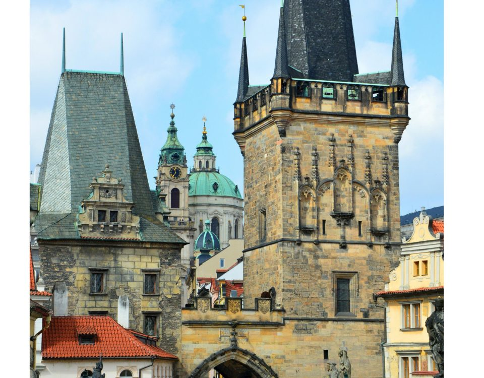 Prague Towers - Charles Bridge Tower