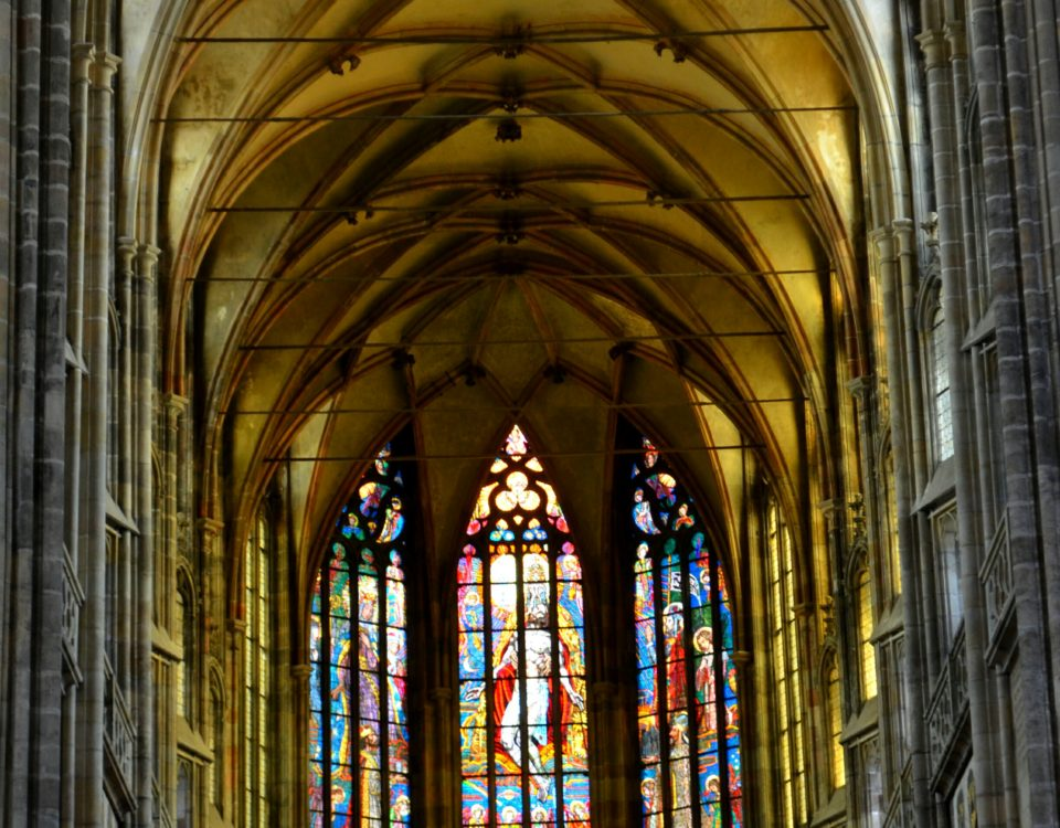 St Vitus Cathedral interieur