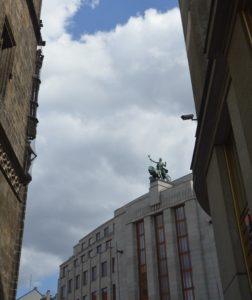 Czech National Bank Building