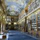 Strahov Monastery - Original Baroque Cabinets, Prague