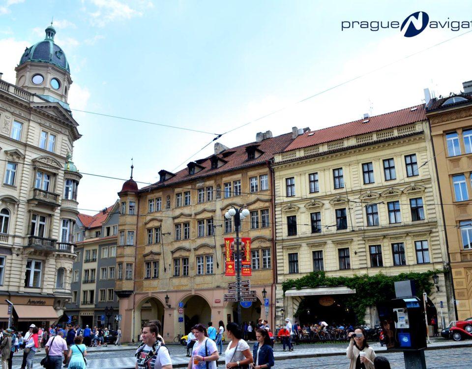 Lesser Town Square, Prague