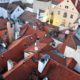 Lesser Town roofs, Prague
