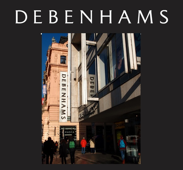 Debenhams, Prague