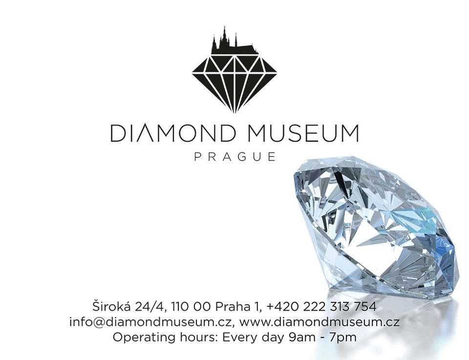 DIAMOND MUSEUM PRAGUE