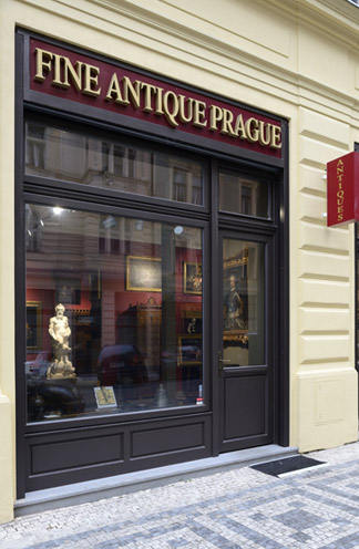 Fine Antiques Prague