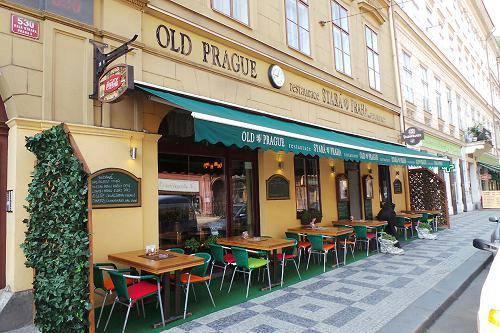 Stará Praha Restaurant Prague