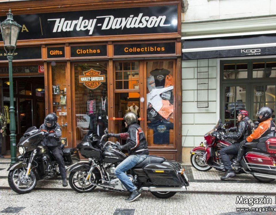 Harley-Davidson Prague