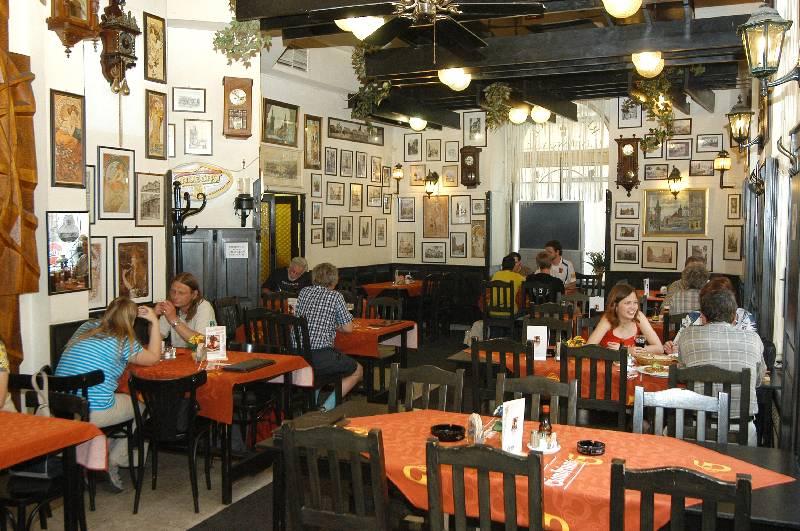 U Jindřišské věže restaurant
