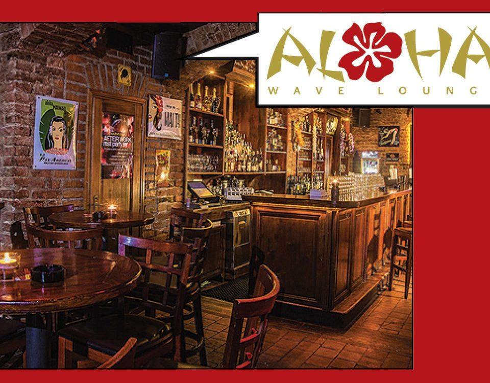 Aloha Bar Interior