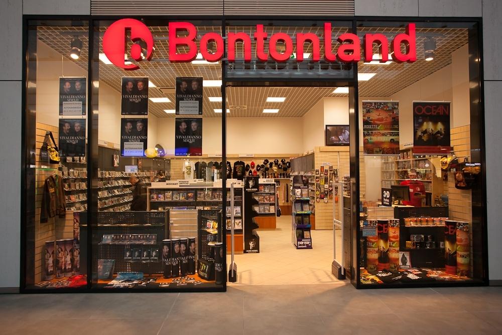 Bontonland Prague