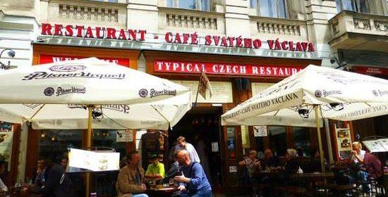 Svateho Vaclava Restaurant