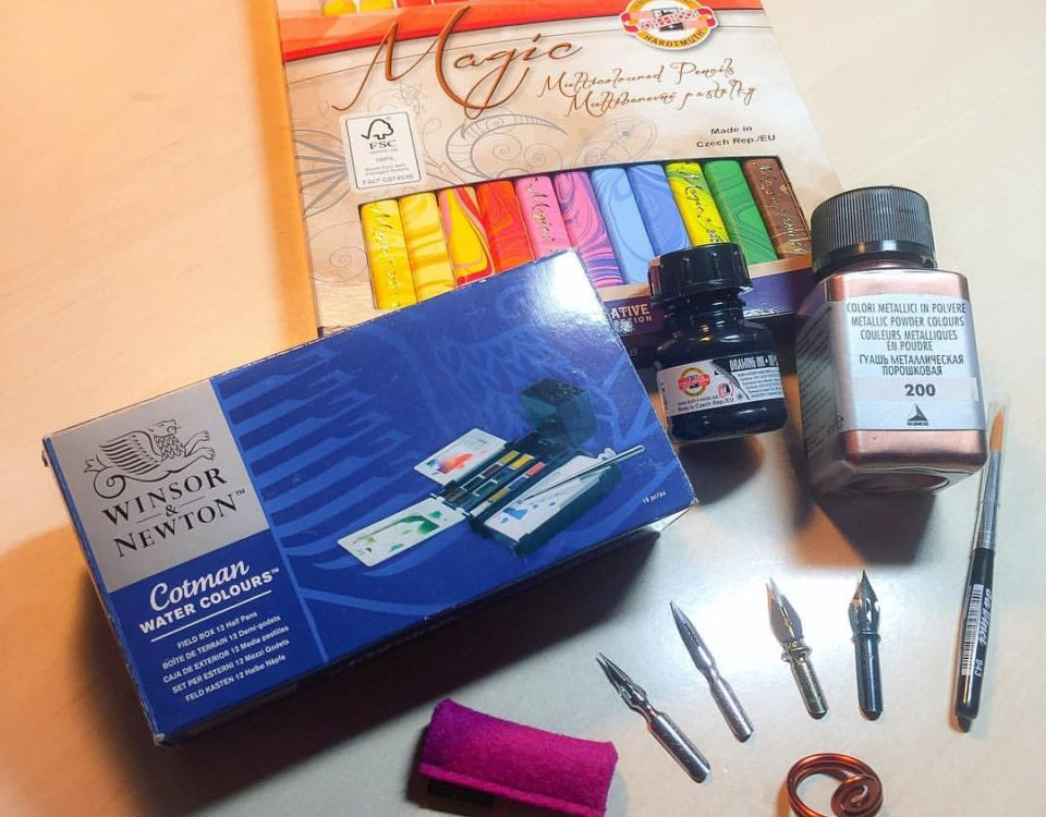 Koh-i-noor art materials