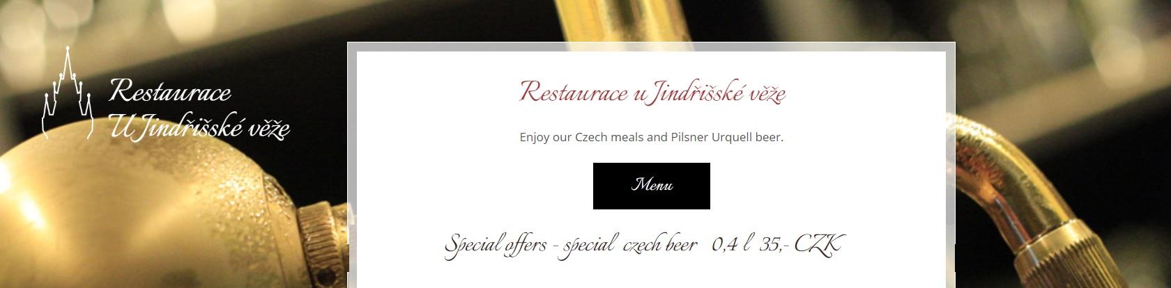 u-jindrisske-veze-restaurant-prague