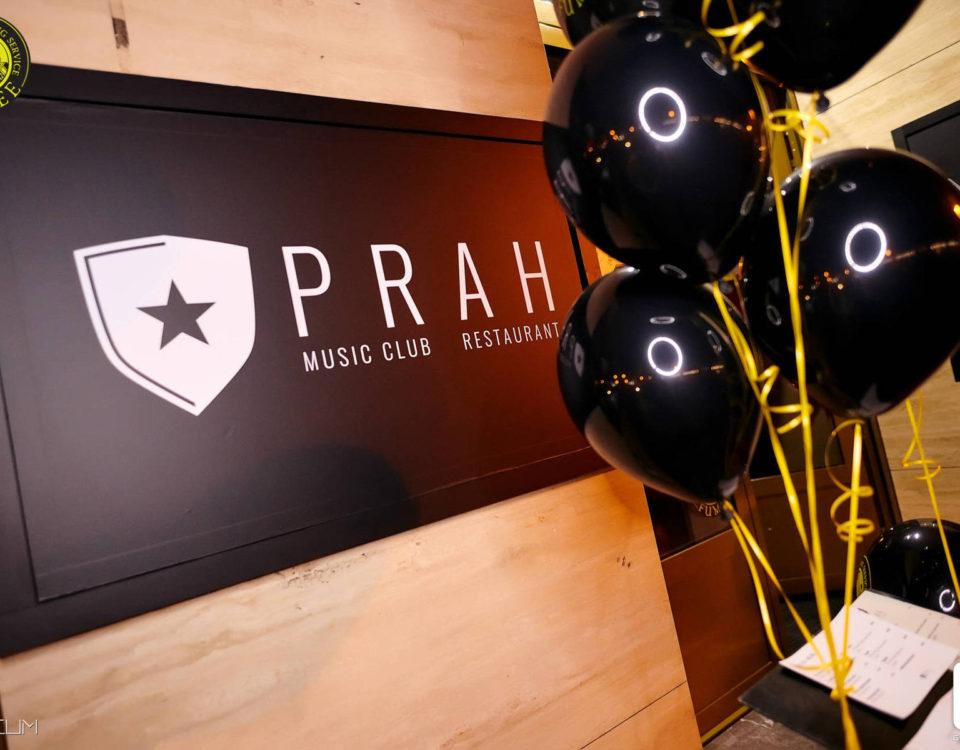 PRAH music club restaurant