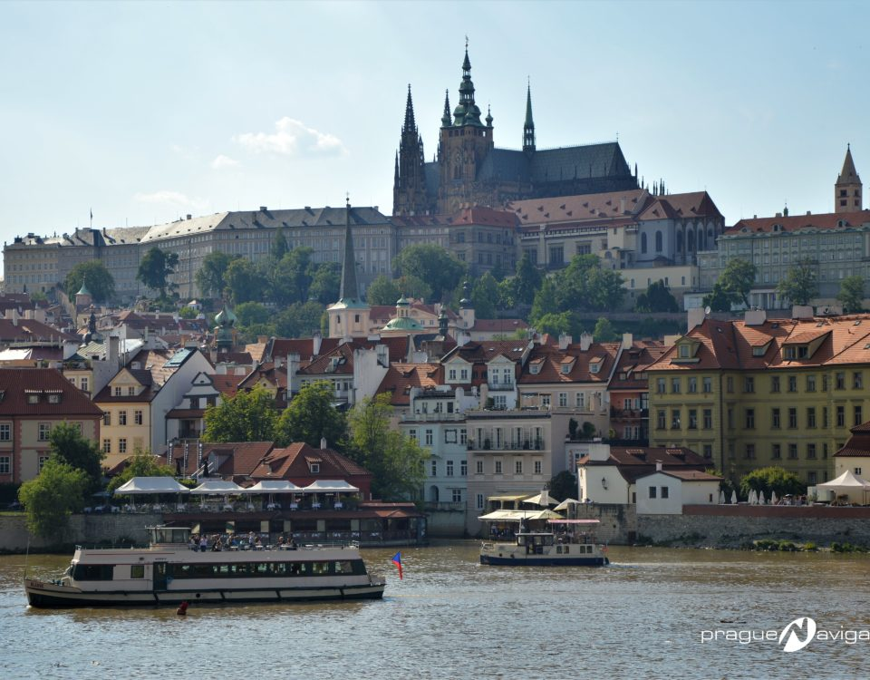 Prague-Castle-over-the-river-view-logo