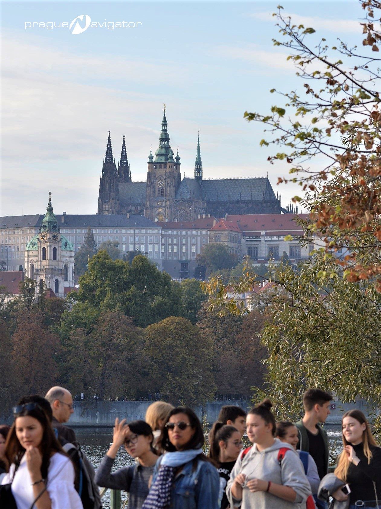 Autumn-Prague-Castle