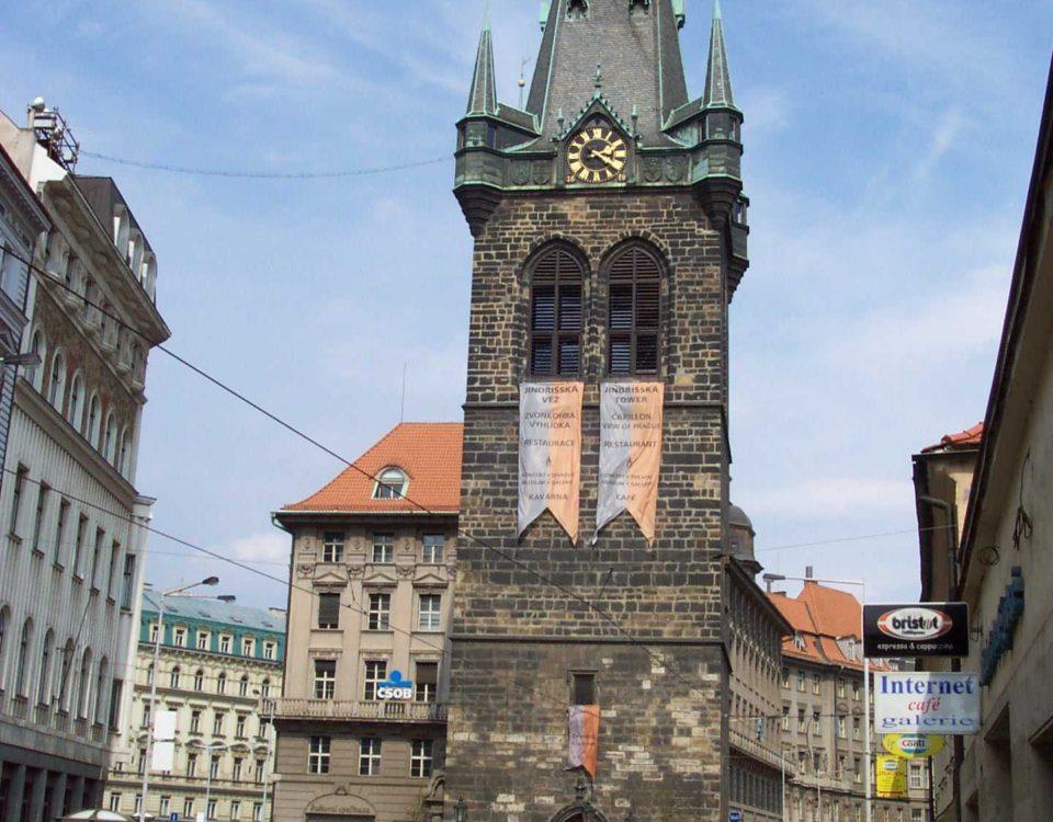 Jindřišská Tower (Jindřišská věž)