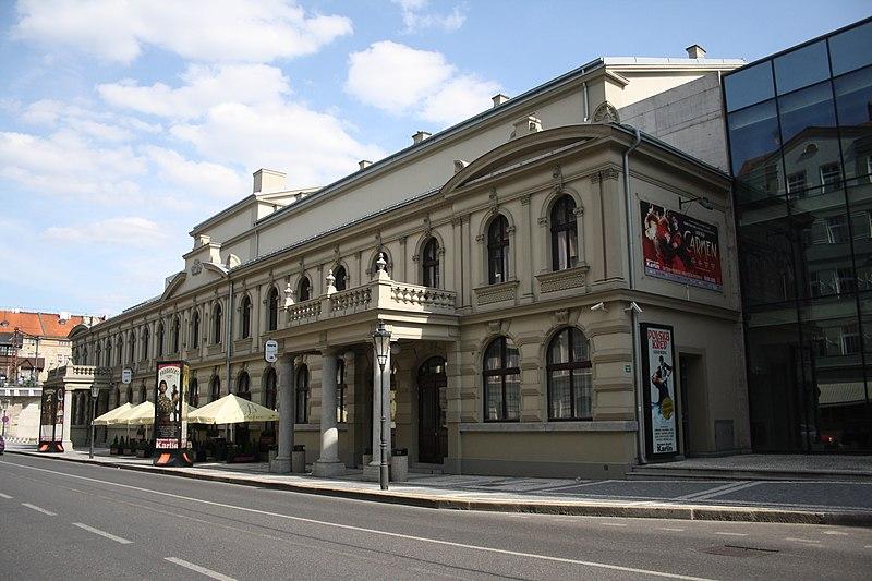 Karlín Musical Theatre (Hudební divadlo Karlín)