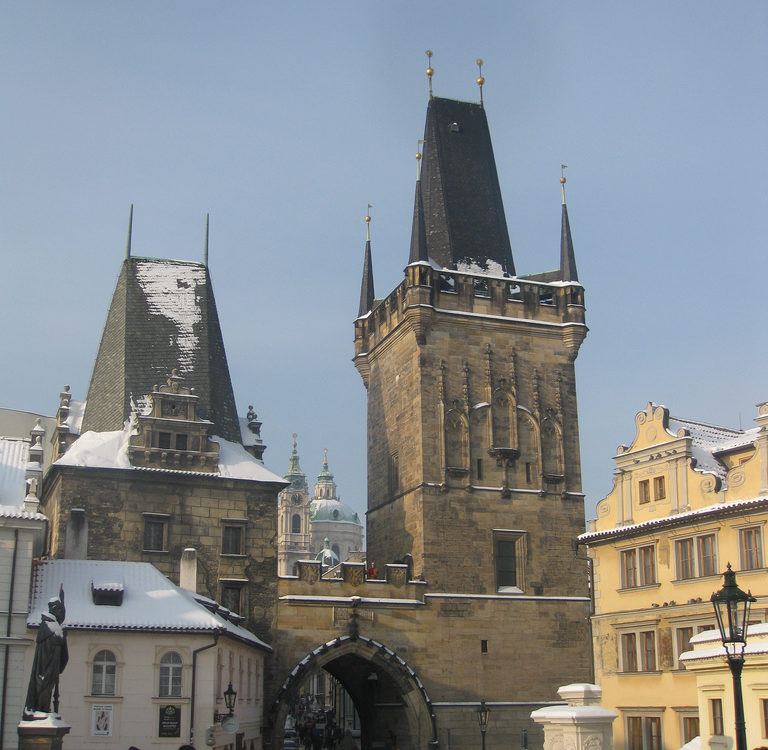 Lesser Town Bridge Towers (Malostranské mostecké věže)