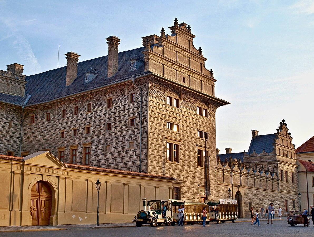 National Gallery Prague – Schwarzenberg Palace (Národní galerie Praha – Schwarzenberský palác)