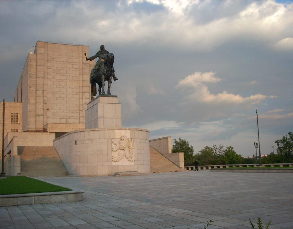 National Museum – National Memorial on Vítkov Hill (Národní muzeum – Národní památník na Vítkově)