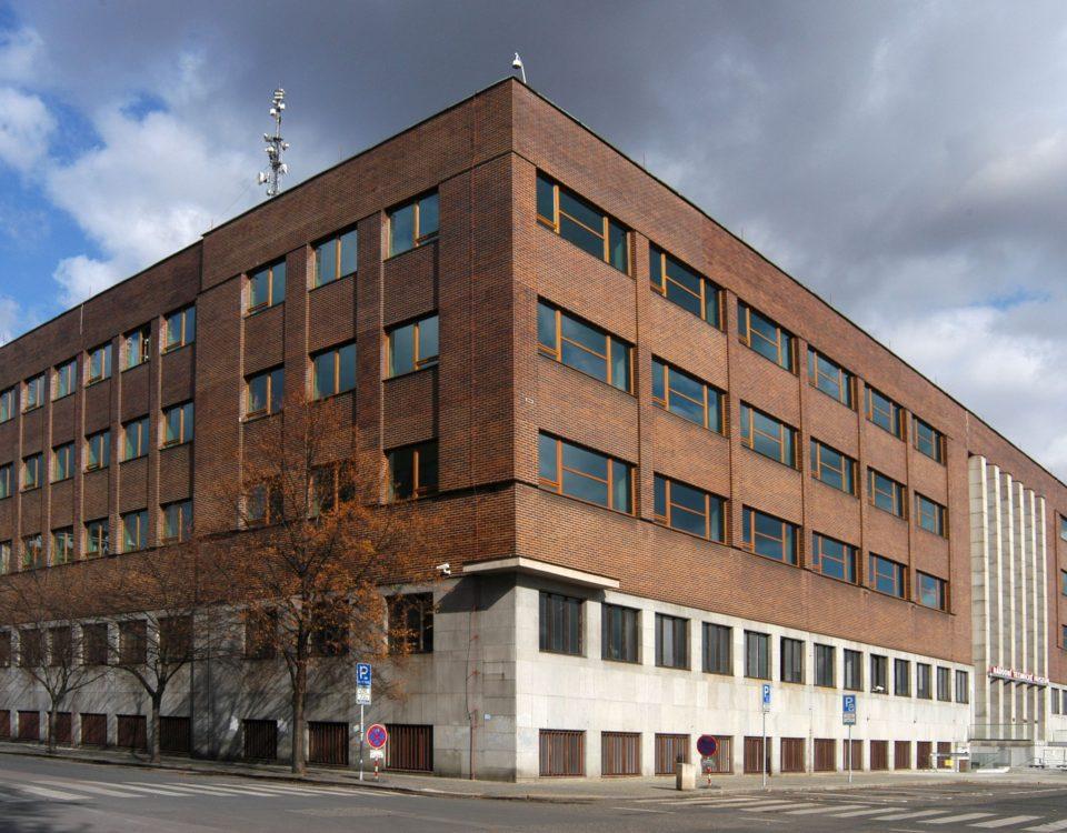 National Technical Museum (Národní technické muzeum)