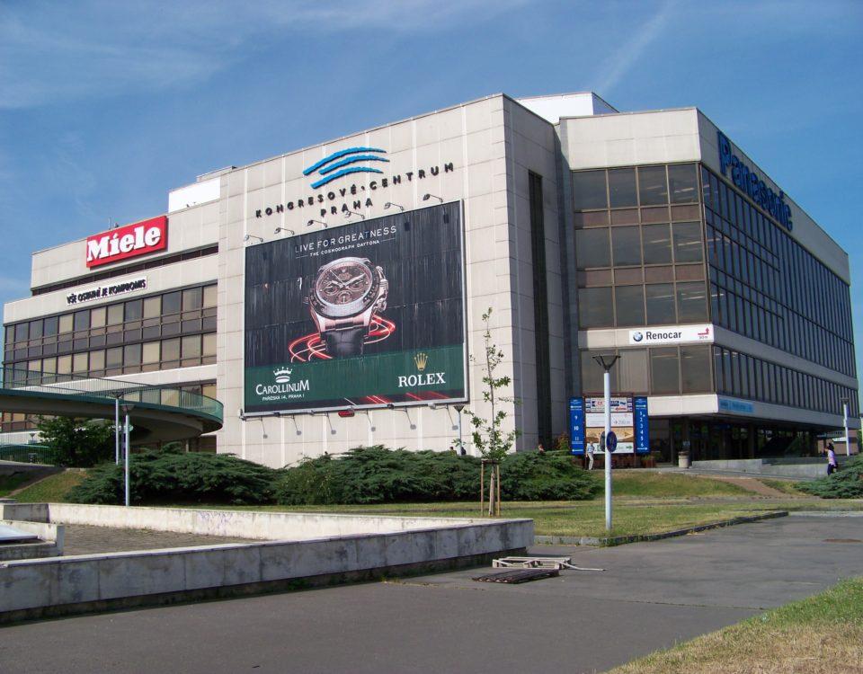 Prague Congress Centre (Kongresové centrum Praha, a. s.)
